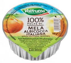 POLPA FRUTTA MELA/ALBICOCCA...