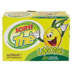 THE LIMONE 6X200ML
