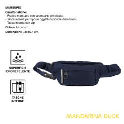 MARSUPIO MARSUPIO 34x15,5cm