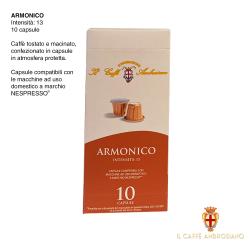 CAPS ARMONICO 10PZ