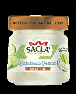 SALSA GRECA CETRIOLI 212GR...