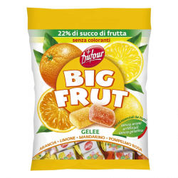 BIG FRUIT AGRUMI 180GR BIG...