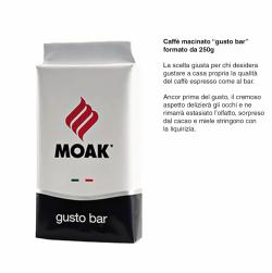 CAFFE' MACINATO GUSTO BAR...