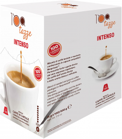 CAFFE' INTENSO 100CAPS...